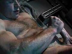Ben Kieren, muscle hunk
