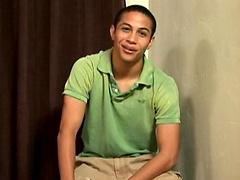Latino twink Lucas Vitello Busts A Nut