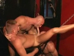 Sucking, Fucking & Fisting Galore in 'Up Your Hole'