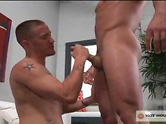 Kennedy Carter And Kyle King sucking off dick