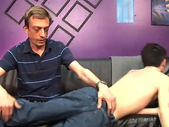 Twink\\\'s ass spanked