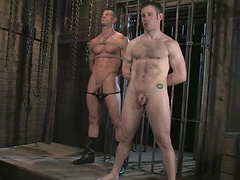 Prisoners punished and fucked