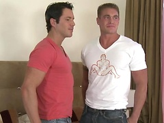 Bryce Tucker and Travis James