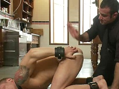 After Phillip Aubrey passes his first test on BG, Spencer Reed trains his real-life partner for the Upper Floor.