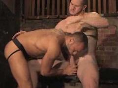 David Novak and Ryan Patrick fisting