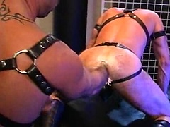 Bobby Black, Eric Michaels. Gay ass fisted.