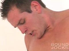 Bounded jock Dylan Roberts