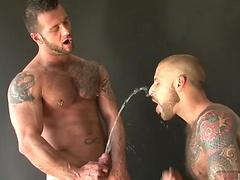HARD & WET - 03 Jonathan Agassi and Manuel DeBoxer