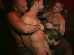Inside Mack Prison - Sex Club