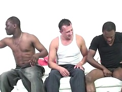 David Thompson fuycked by black studs