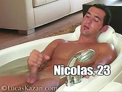 Romanian Studen Nicolas casting
