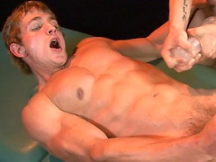 Landon Mycles and Ty Roderick. Toying and fucking.