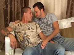 Brenn Wyson and David Scott fucking