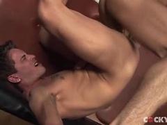Hot Gabriel Clark Pummels Mason Star