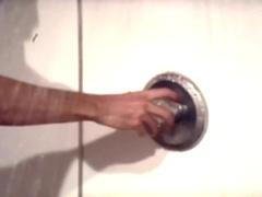 Steam Heat. Guy jackoff in a shower.