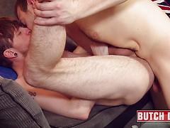 Ryan Buck & Kieron Knight