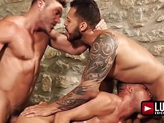 Alpha Tops Viktor Rom And Manuel Skye Use Klim Gromov's Hole