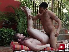 Alejandro Castillo Tops Ace Era
