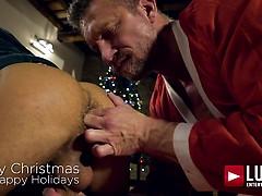 Tomas Brand, Klim Gromov. Bareback Christmas