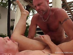 Chad Brock and Cole Sexton
