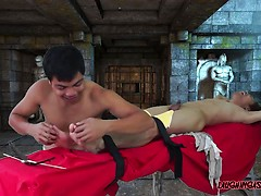 Daddys Dungeon - Tickling Chi