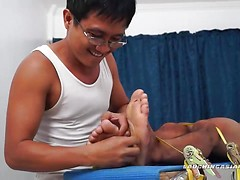 Tickle Games With Jesse