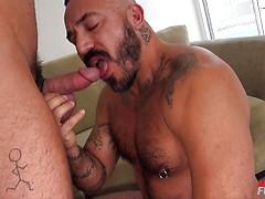 Alessio Romero and Alex Mason