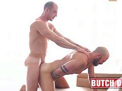 Max Duran and Mikel Duras