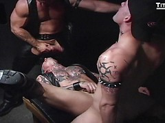 Prowl 3 - leather and men ass fuck