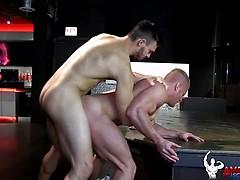 MANHOLE: Jason Maddox & Johnny V