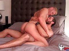 Johnny V & Luca Hardcore anal fucking