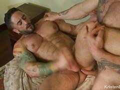 Muscles: Max Hilton, Robin Sanchez