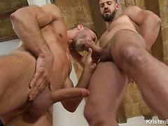 Huge: Manuel Skye, Andy Onassis