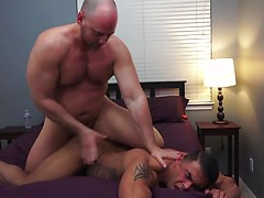 Tyler Reed and Draven Navarro