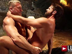 Tomas Brand And Dani Robles' Ass-pounding Evening