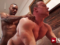 Andre Donovan Pounds Alexander Volkov's Rock-hard Ass