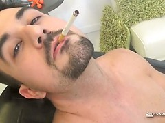Smoking Hot Jock Cock Needs Release - Mason Lear