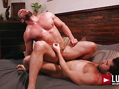 Ben Batemen And Stas Landon Swap Raw Loads