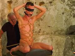 Tightly Bound & Displayed - Max London & Sebastian Kane fuck