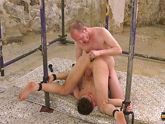 A Well-Used Tight Twink Hole - Johnny Polak & Sean Taylor fuck