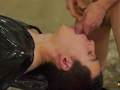 Perfectly Positioned For Face Fucking - Alexis Tivoli & Xavier Sibley
