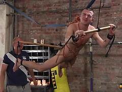 Sucking The Cum Out Of Him - Michael Wyatt & Sebastian Kane