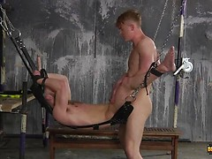 Tyler Delivers A Mean & Hard Fucking! - Koby Lewis & Tyler Underwood
