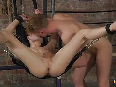 A Stiff Dick For His Hot Little Hole - Kamyk Walker & Tyler Underwood
