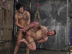 Fucked & Left Swinging! - Koby Lewis & Mickey Taylor