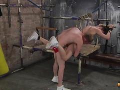 Milking The Twink Captive - Kamyk Walker & Sean Taylor