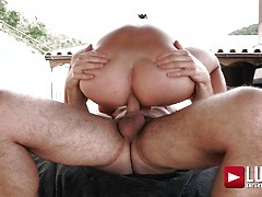 Andrea Suarez bottoms for Michael Lucas