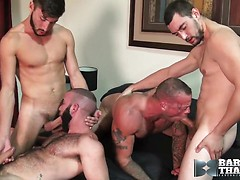 Sean Duran, Scott DeMarco, Chase Klein, and Fernando Del Rio