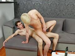 Taylor Blaze and Vitali Kutcher fuck