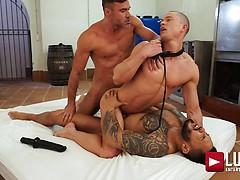 Viktor Rom and Manuel Skye Brutalize Ruslan Angelo